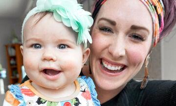 Τι είναι αυτό που λείπει από τις περισσότερες μαμάδες; Η Stephanie έχει την απάντηση! (pics)