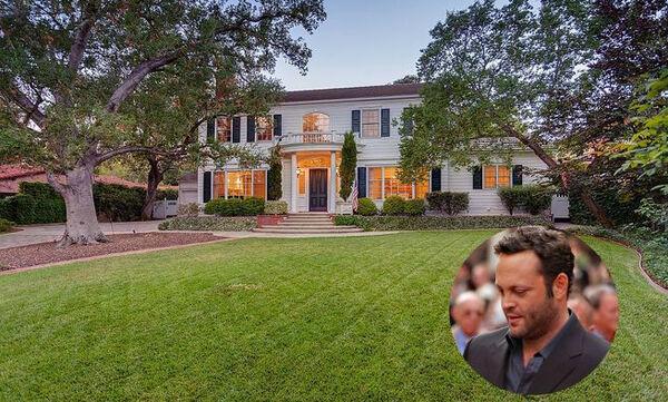 Vince Vaughns: Το καταπληκτικό σπίτι του στην  California! (pics)