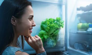 Μαμά και διατροφή: Τι μπορώ να τρώω το βράδυ και να μην παχαίνω;
