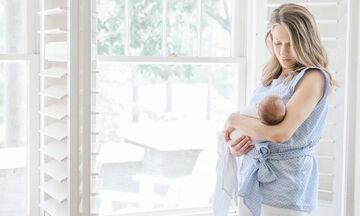 Η σχέση της μαμάς με το μωρό της μέσα από μοναδικές φωτογραφίες (vid)