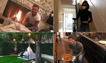 Το σπίτι των Beckhams στο Λονδίνο είναι πιο πολυτελές από ό,τι θα περιμέναμε (pics)