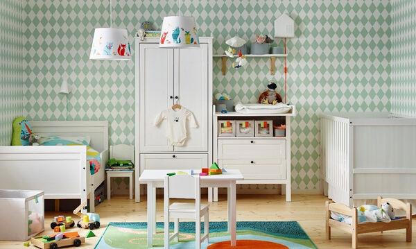 Πέντε ιδέες για τη διακόσμηση του παιδικού δωματίου που κάνουν τη διαφορά