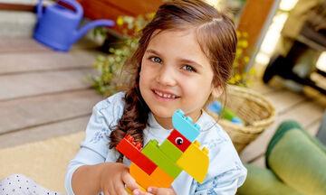 Έξι λόγοι για τους οποίους τα LEGO® DUPLO® είναι το ιδανικό δώρο