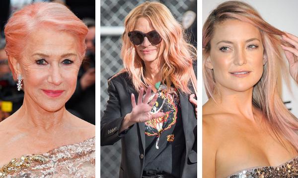 Θα βάφατε τα μαλλιά σας ροζ; Ιδού δεκατρείς διάσημες που το τόλμησαν (pics)