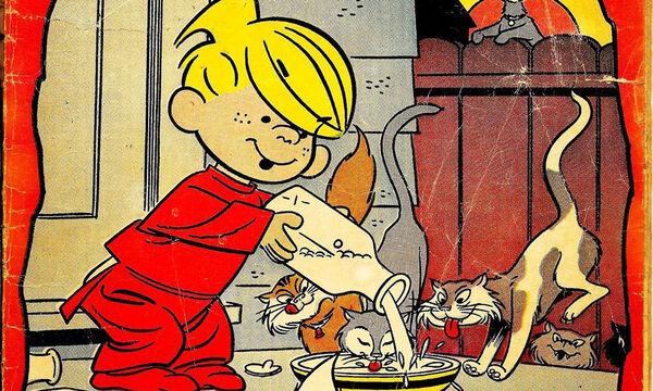 Ρετρό: Ντένις ο Τρομερός - Ένα από τα πιο παλιά και αγαπημένα μας καρτούν (pics&vids)