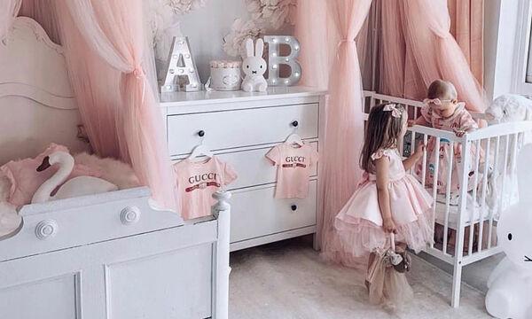 Παιδί και μωρό στο ίδιο δωμάτιο: Δείτε πώς θα γίνει υπέροχο (pics)