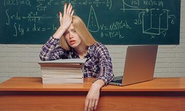 Το άγχος των εξετάσεων και πώς να το διαχειριστούν οι γονείς