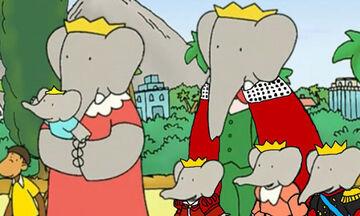 Ρετρό: Μπαμπάρ - Το αξιολάτρευτο ελεφαντάκι που λατρέψαμε όταν ήμασταν παιδιά (pics&vids)