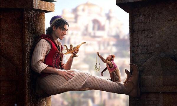 5 λόγοι για να δείτε τον Aladdin μαζί με τα παιδιά σας (pics&vid)