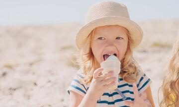 Kαλοκαιρινές συμβουλές διατροφής για παιδιά: Πώς θα περιορίσετε τους διατροφικούς πειρασμούς