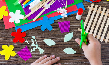 Εύκολες ιδέες για παιδικές καλοκαιρινές κατασκευές με απλά υλικά (vid)