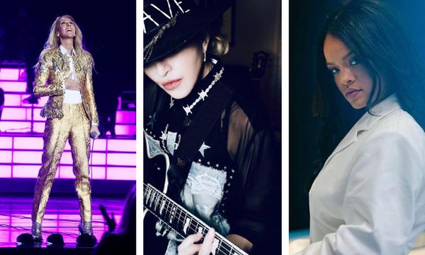 Δείτε ποιες είναι οι πλουσιότερες τραγουδίστριες στον κόσμο (vid)