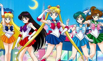 Ρετρό - Sailor Moon: Θυμάστε την Πριγκίπισσα του Φεγγαριού; (pics)