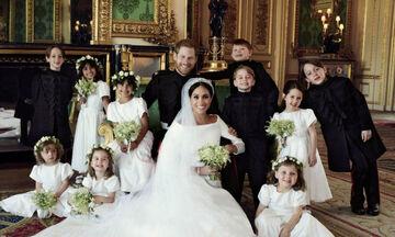 Έκλεψαν αδημοσίευτες φωτογραφίες από τον γάμο του Harry με τη Meghan Markle: Πανικός στο Παλάτι