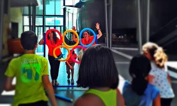 Καλοκαίρι στην πόλη: Η εναλλακτική θερινή κατασκήνωση του «Ελληνικού Κόσμου»