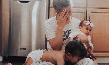 Γράμμα σε εκείνη τη μαμά που δεν κοιμήθηκε το βράδυ, σε εκείνη τη μαμά που είχε μια δύσκολη μέρα