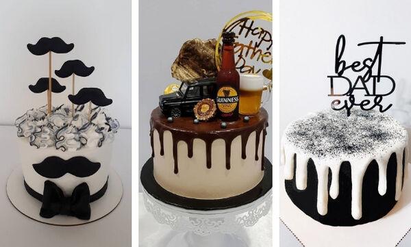 Γιορτή του Πατέρα: Αυτές είναι οι πιο δημοφιλείς τούρτες στο Instagram (pics)