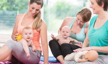 Βρεφικό μασάζ: Όλα τα μυστικά και τα οφέλη για το μωρό