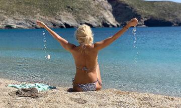 5+1 διάσημες ελληνίδες μαμάδες στην παραλία (pics)