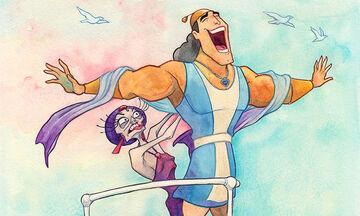 Καλλιτέχνιδα μεταμορφώνει την Yzma της Disney σε πριγκίπισσες και άλλους γνωστούς χαρακτήρες (pics)