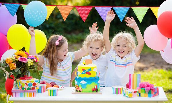 Παιδικό πάρτι το καλοκαίρι; Πρωτότυπες εξωτερικές δραστηριότητες για τους μικρούς σας καλεσμένους