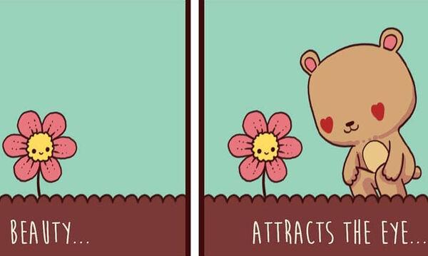 Είκοσι σκίτσα με δυνατά και αισιόδοξα μηνύματα - Θα σας φτιάξουν τη διάθεση  (pics)