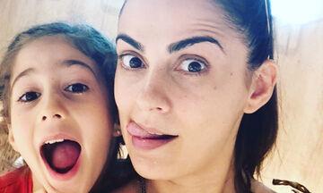 Αγγελική Δαλιάνη: Δείτε την τρυφερή φωτογραφία που δημοσίευσε με τον γιο της (pics)