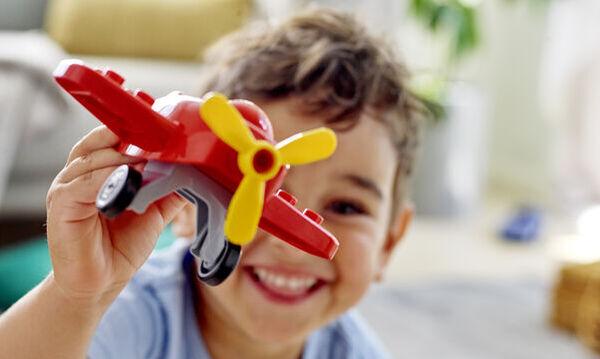 Αυτοί είναι οι τυχεροί που κέρδισαν ένα υπέροχο παιχνίδι Lego