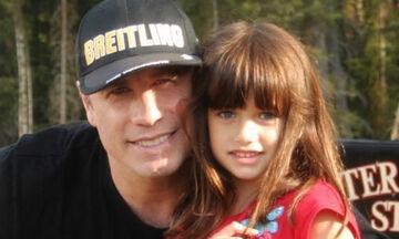 Ella Travolta: Γνωρίστε την 19χρονη κούκλα κόρη του John Travolta (pics)
