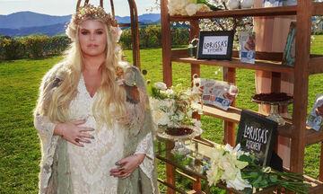 Θυμάσαι πόσο πρησμένα ήταν τα πόδια της Jessica Simpson στην εγκυμοσύνη; Δες τα σήμερα!