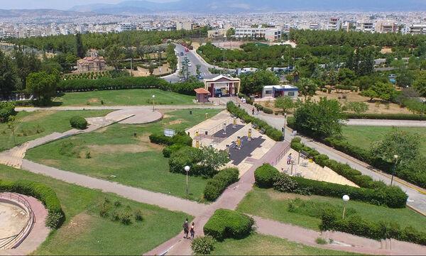 Άλσος Βεΐκου : Απογευματινές οικογενειακές βόλτες  για παιχνίδι και άθληση (pics)