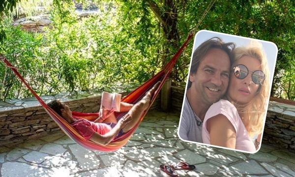 Μάκης Παντζόπουλος: Την φώτο με την Ελένη και τα παιδιά που δημοσίευσε, πρέπει να τη δεις (pics)
