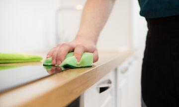 Εάν νομίζετε ότι καθαρίζετε καλά το βετέξ, κάνετε λάθος! Δείτε τον σωστό τρόπο!