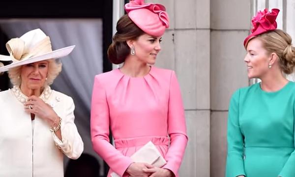 Kate Middleton: Είναι αυτές οι καλύτερες εμφανίσεις της; (vid)