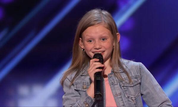 Της ζήτησαν να τραγουδήσει χωρίς μουσική - Η ερμηνεία της τους άφησε άφωνους (vid)