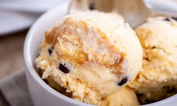Σπιτικό παγωτό σε 5 λεπτά, κατευθείαν για κατανάλωση (vid)