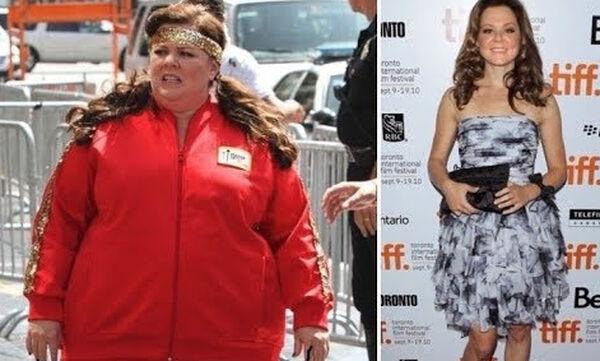 Είκοσι τρεις celebrities που έχασαν κιλά κι έγιναν αγνώριστοι (vid)