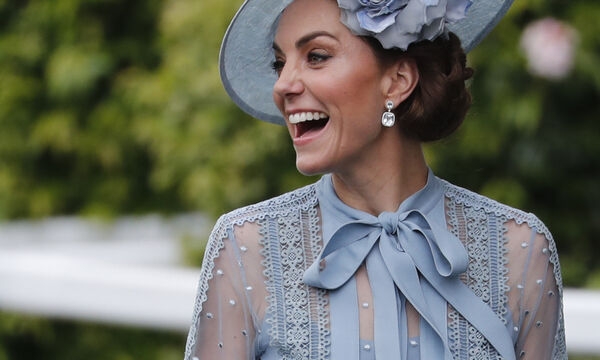 Όλος ο κόσμος πιστεύει πως η Kate Middleton είναι έγκυος για τέταρτη φορά