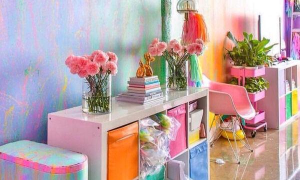 Αυτό το σπίτι unicorn θα κάνει τις κόρες σας να ζηλέψουν (pics&vid)