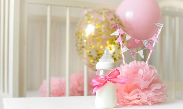 Ετοιμάζετε baby shower; Επτά DIY tips που θα κλέψουν τις εντυπώσεις! (vid)