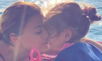 Despoina's little stories: «Πέρασαν κιόλας 3 χρόνια Χριστινούλα μου!» (pics+vid)