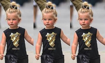 Το πανέμορφο κοριτσάκι της φωτογραφίας είναι κόρη διάσημου ηθοποιού - Πάει κάπου το μυαλό σας; (vid)