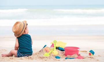 Παιχνίδι παραλίας για αγόρια: Ανατρεπόμενο Φορτηγό