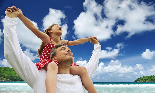 Πώς μπορεί ο μπαμπάς να εκμεταλλευτεί θετικά το ρόλο που παίζει στη ζωή της κόρης του;