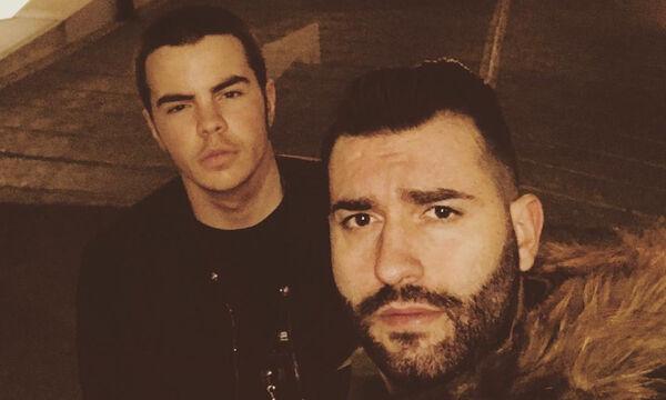 Άγγελος Λάτσιος: Η πρώτη φωτογραφία των διακοπών του στο Instagram (pics)