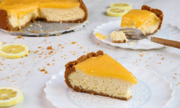 Τέτοιο Cheesecake Λεμόνι δεν έχετε φτιάξει ποτέ ξανά