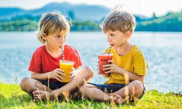 Πώς να πείσετε τα παιδιά σας να τρώνε θρεπτικά και το καλοκαίρι!
