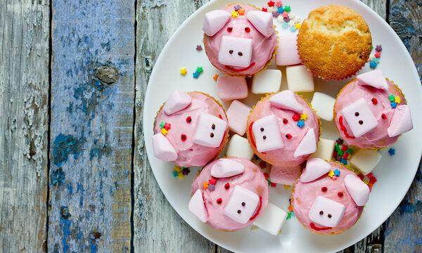 Δέκα απλές και νόστιμες συνταγές για παιδικό πάρτι (vid)