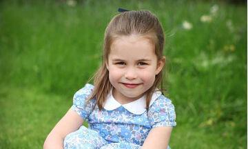 Πριγκίπισσα Charlotte: Ποιο είναι το αγαπημένο της χόμπι που λάτρευε και η γιαγιά της Diana;