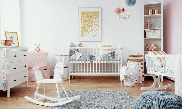 «Τι χρώμα να βάψω το παιδικό δωμάτιο;» - 6 χρώματα για ένα ήρεμο μωρό (pics)